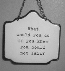 no fail