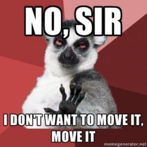 Move it move it meme